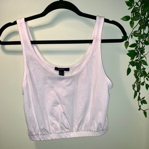 never worn forever 21 tank top